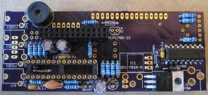 heatermeter pcb step10 mount elco100uf25v