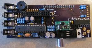 heatermeter pcb step19 mount atmel microcontroller
