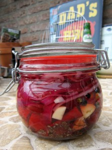 red pickled onions barbecueman style04